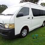 12 Seater Bus Hire Sydney with Driver