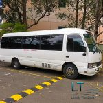 20 Seater Bus Hire Sydney with Driver